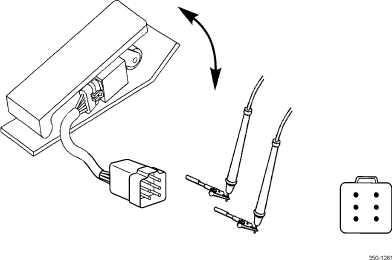 Table 1  Error Code 1131 - Throttle Position Sensor Circuit