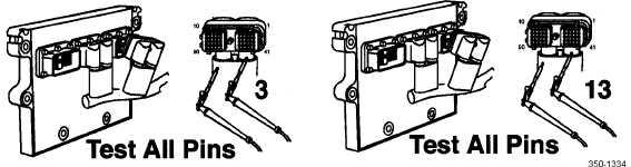 Error Code 1551 - Idle Validation Switch Circuit Failure