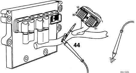 Error Code 1141 - Oil Pressure Sensor Circuit Failure